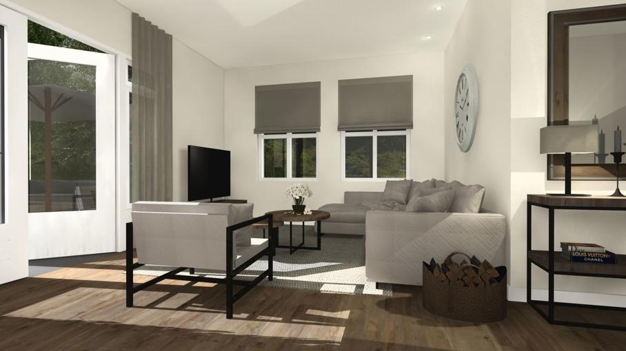 Interieuradvies op maat Chopard Interieur 3d-ontwerpen